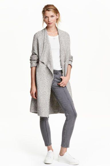 Texturált kardigán | H&M