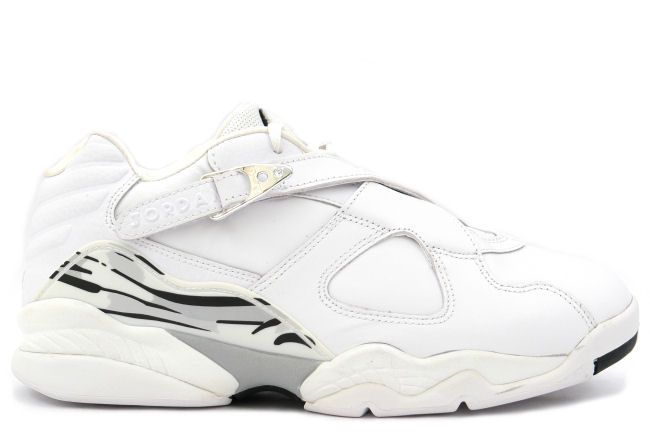"The Air Jordan 8 ""Chrome"" Release Date will be on December 19th ..."