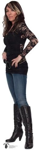 Gemma Teller Morrow - Sons of Anarchy Cardboard Cutouts at AllPosters.com