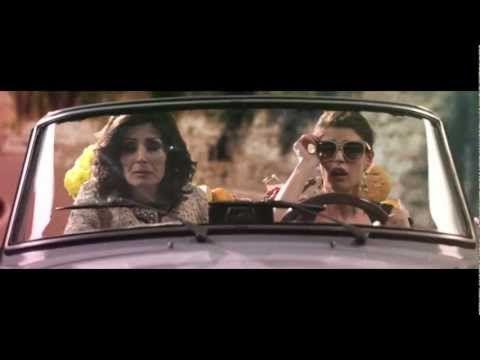 Italiana: An italian style comedy featuring the Dolce Matt Silk Collection  http://blog.justwm.com/2012/06/21/models-compared-bianca-balti-karen-elson/