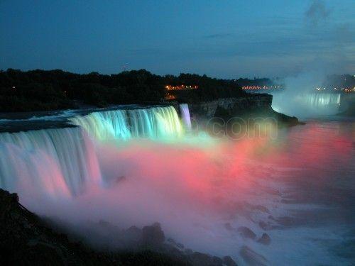 Cataratas del Niagara. Canada