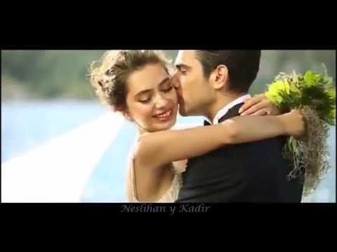 Entre Dos Amores♥Neslihan Atagul y Kadir Dogolu. Video del Primer Aniver...
