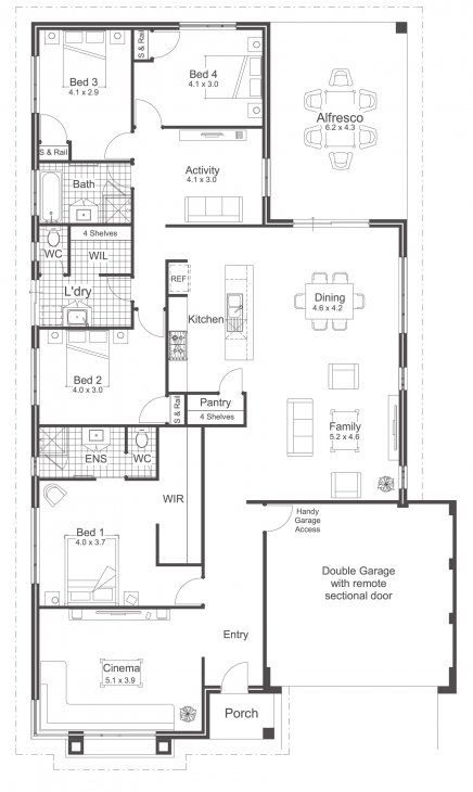 Best 25 New Home Designs Ideas On Pinterest Sims 4 Houses Layout Www Plan And Simple House Plans