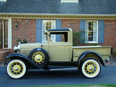 1930 Ford Model A PICKUP TRUCK for sale