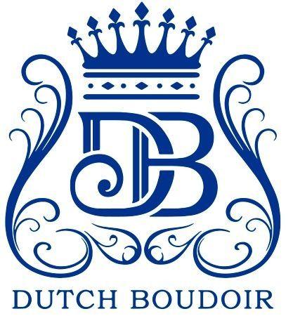 Dutch Boudoir luxery bed fashion sprei katoen satijn nekrol romantisch frans sfeervol logo db bij dealer slaapkenner theo bot