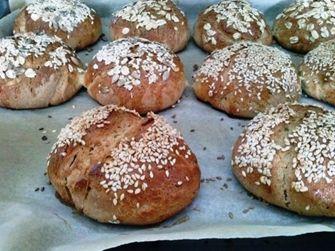 Wholemeal bread / volkoren brood - De Glutenvrije Man