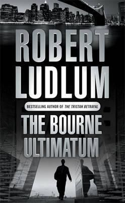 The Bourne Ultimatum - Robert Ludlum http://dld.bz/fjcJN #bookreview #action #thriller