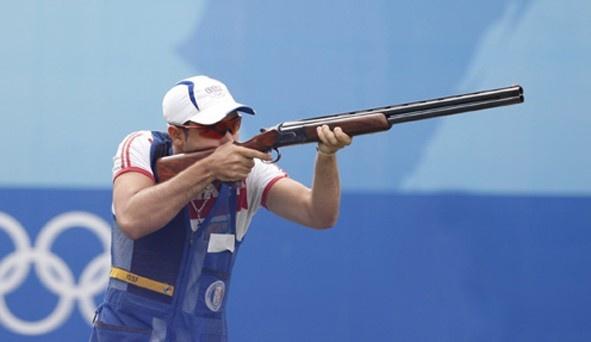 Anthony Terras abandonne sa médaille - L'équipe de France Olympique aux JO de Londres 2012