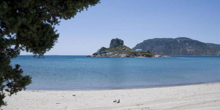 Пляж Кефалос