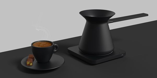 Kaffa di Sedat Ozer caffè turco al gusto design