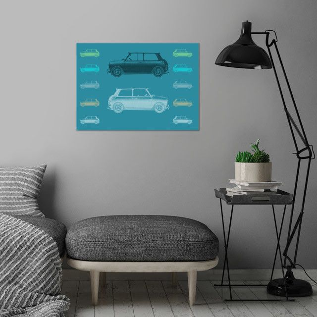 All Star Promo - Use code: ALLSTAR Buy 3-4 get 15% OFF | 5+ 20% OFF. Vintage Cars Metal Print Poster by Emily Pigou. #art #home #homedecor #homegifts  #men #boys #kids #teen #shopping #onlineshopping #cars #travel #vintagecar #vintage #retro #family #giftsforhim #giftsforher #modern #family #poster #gifts #car #vintagecar #race #eastergifts #trending  #trend #popular #dorm #campus #mini #minimal #poster #minimalposter  #giftideas  #39;s #sales #save #discount #sale #deals #spring #easter