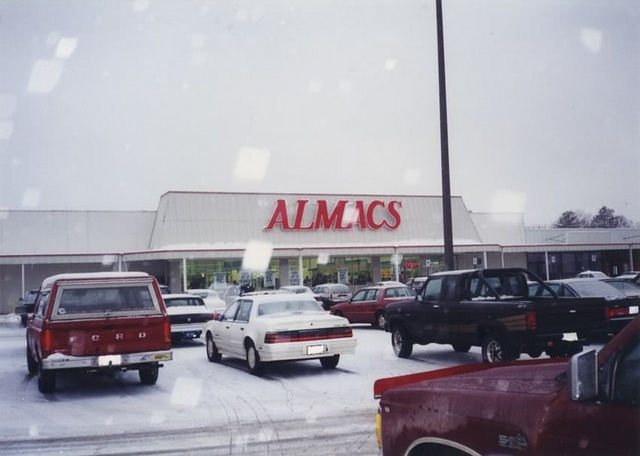 Almacs Grocery Store 1984 For A While This Was Quot The