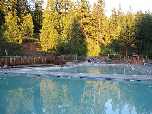 76 best oregon hot spring resorts locations images on pinterest hot springs spa water and. Black Bedroom Furniture Sets. Home Design Ideas