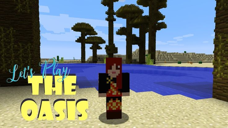 Let's Play The Oasis-  #11 This is house that Derp didn't build.