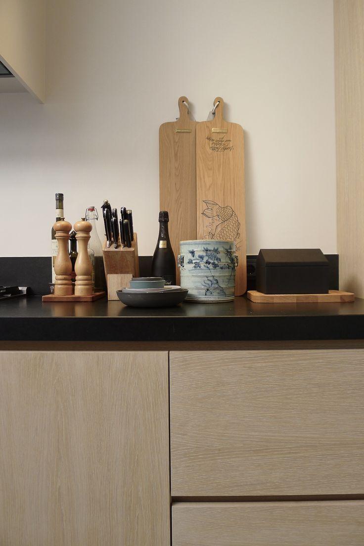 Kitchen Baden Baden Interior Amsterdam. Design and styling by Joost Tromp