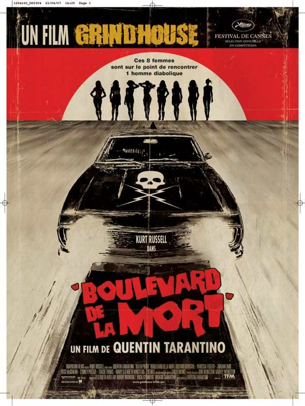Grindhouse: Death Proof (2007)