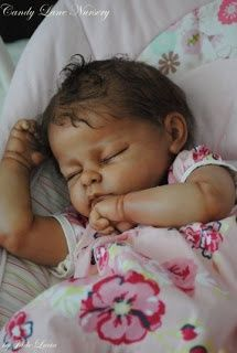 Baby Reborn Doll Biracial   ... dolls created by artists and members of the baby banter reborn doll