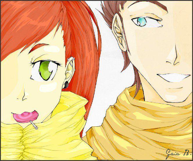 My protagonists