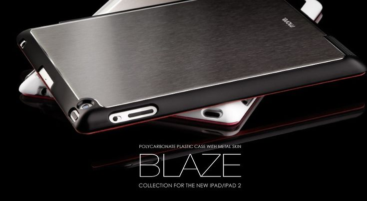 Blaze Collection for The New iPad/iPad 2 @ more-thing.com  #ipadcase