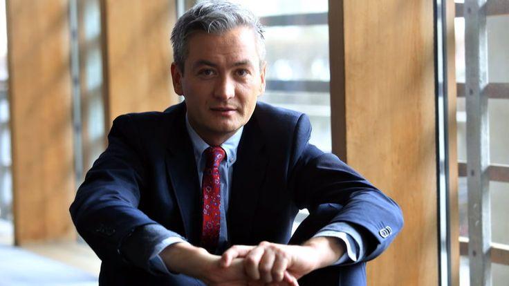 Robert Biedron Mayor of Slupsk / Prezydent Słupska