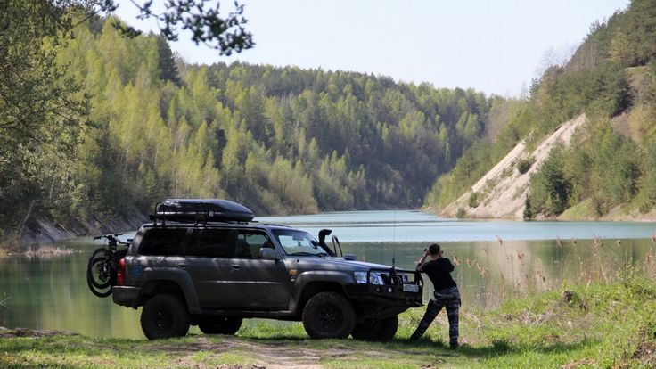 Nissan Patrol GR II (Y61) огромный серый зверь