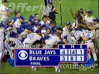 Toronto Blue Jays (1992 World Series Champions)