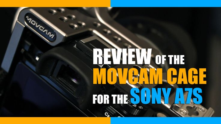 Review of the Movcam Cage for the Sony A7s http://wolfcrow.com/blog/review-of-the-movcam-cage-for-the-sony-a7s/