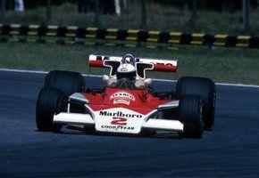 Jochen Mass - 1997 - Argentine GP