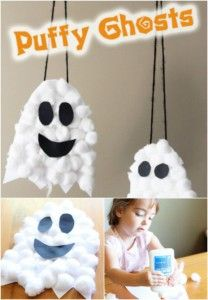 Puffy Ghosts