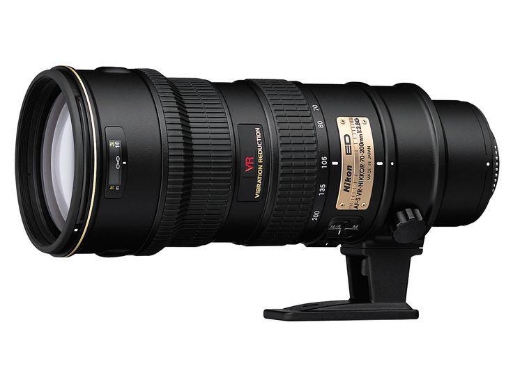 Nikkor 70-200mm f/2.8 - my most faithful lens