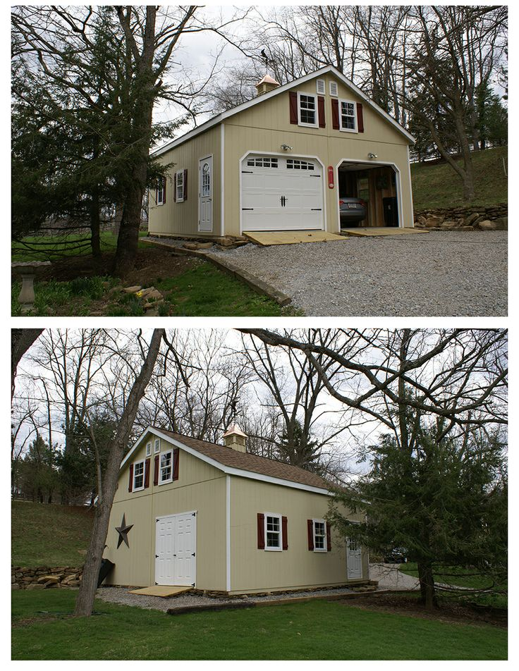 96 best garages images on pinterest garages carriage for Prefab garages with living quarters