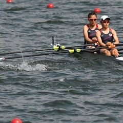 2016 Rio Olympics - Women's Lightweight Double Sculls Rowing