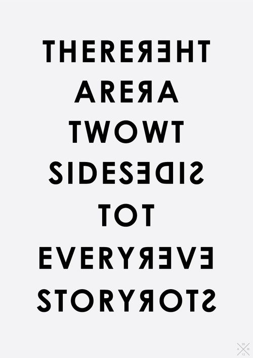 Two sidesThoughts, Remember This, Quotes, Judges, Side, So True, Truths, People, True Stories