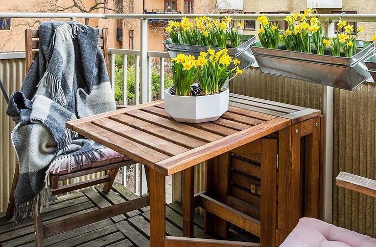 5 trucs pour décorer notre balcon en ville lorsqu'on manque d'espace