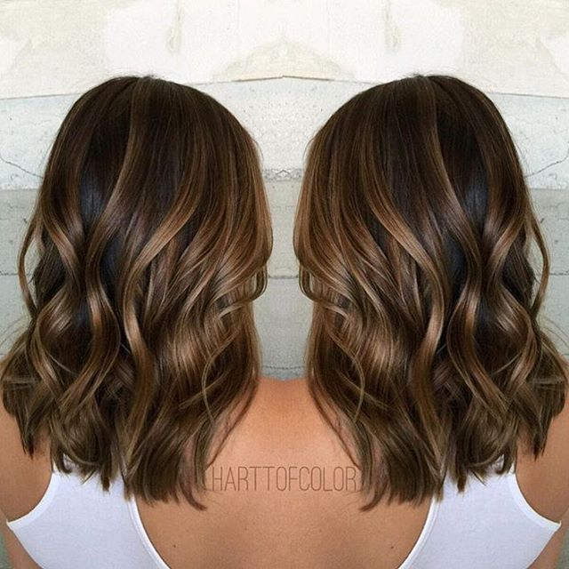 Natural, creamy, and completely gorgeous! Hair by @harttofcolor