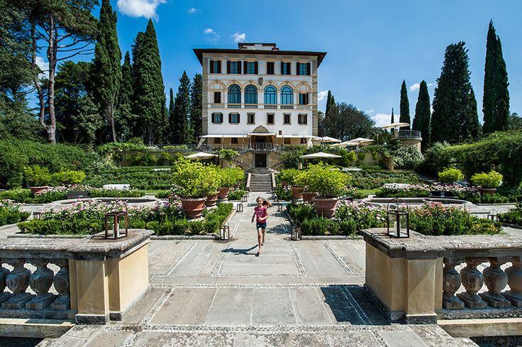 Il Salviatino hotel en italia con spa para niños