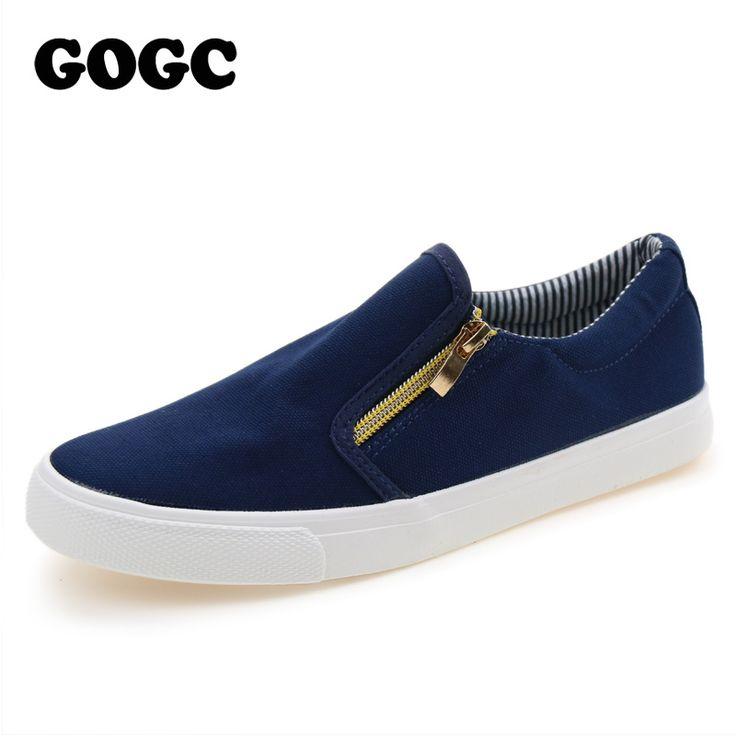 GOGC Brand Canvas Shoes for Women Comfortable 2017 Summer Autumn Cotton Flat ShoeS Female Vulcanize Footwear Women Casual Shoes #Affiliate