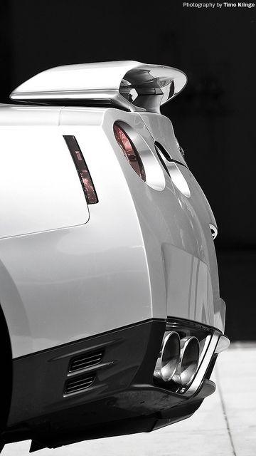 2011 Nissan GT-R.