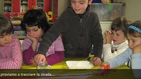 Giocando con la Geometria - Scuola dell'Infanzia Bruno Munari Trieste a.s.2010/2011