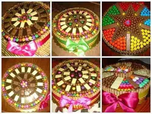 Ideas de tortas