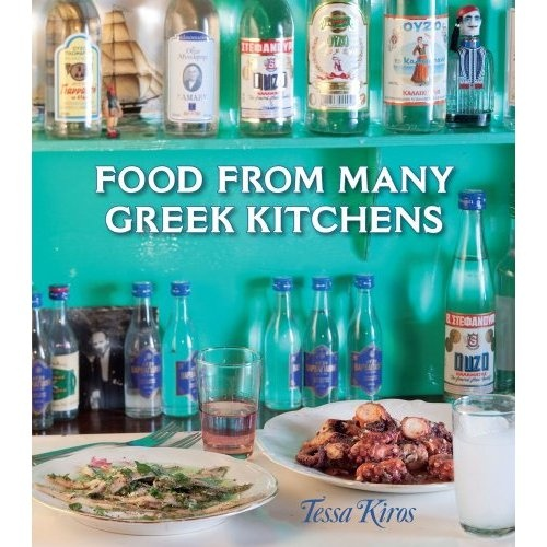 Amazon.com: Food from Many Greek Kitchens (9781449406523): Tessa Kiros: Books