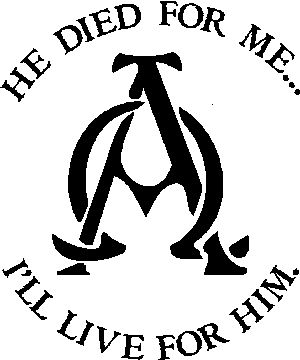 Alpha And Omega Christian Symbol | Alpha Omega - Christian, Religious, Witness vinyl graphic window ...