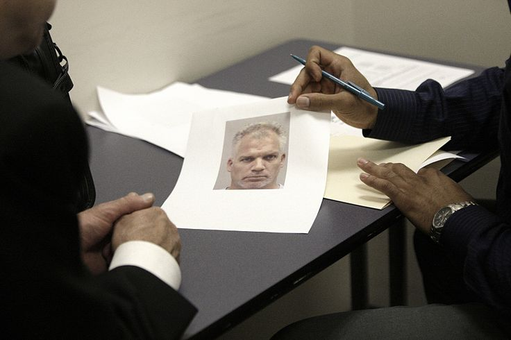 In a new type of police lineup, a Dallas police officer shows a victim of a robbery a single photo of a suspect in an interview room at police headquarters. The police department in Dallas has become the nation's largest force to use sequential blind lineups, a widely praised technique that experts said should reduce mistakes made by eyewitnesses trying to identify suspects.