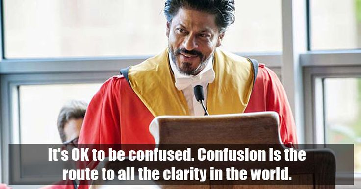 20 Wonderful Quotes From SRK's Speech At Edinburgh University That Will Teach You A Thing Or Two About Life