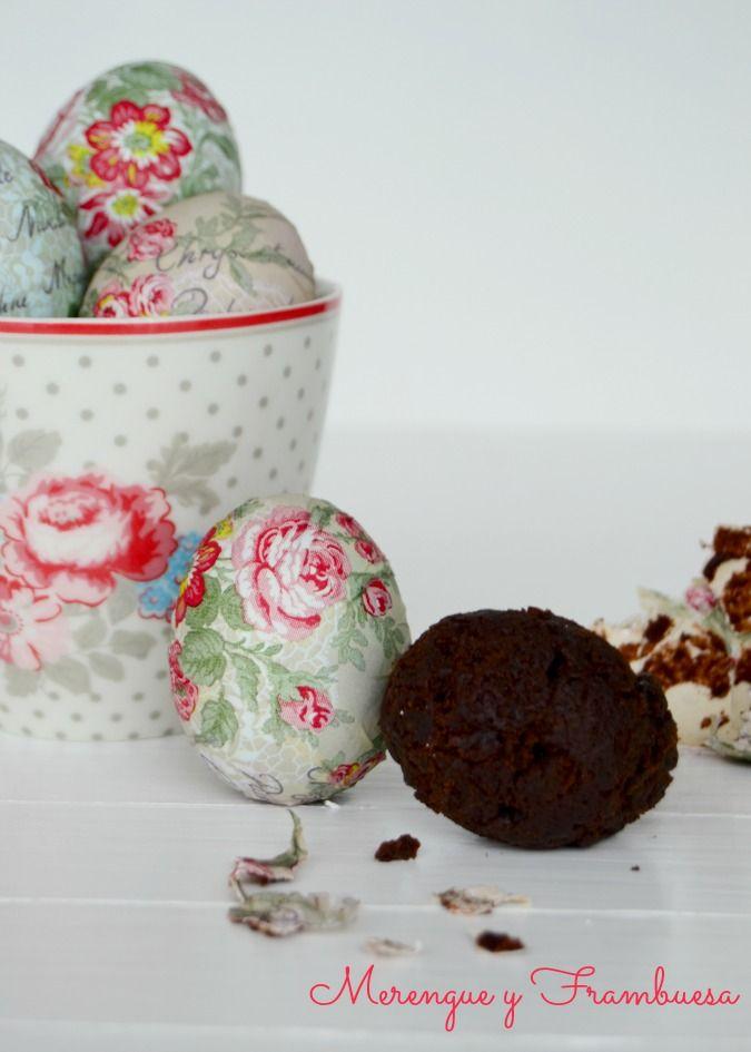 Merengue y frambuesa: Pascua