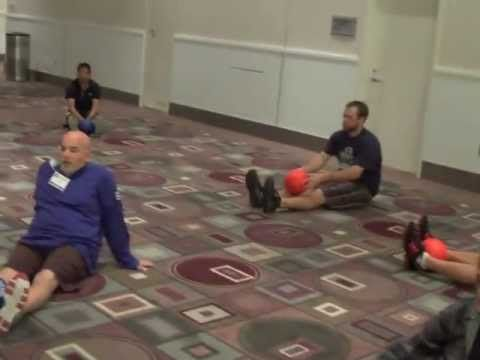 Coated Foam Balls Part I from the 2012 CAHPERD Conference.m4v - YouTube