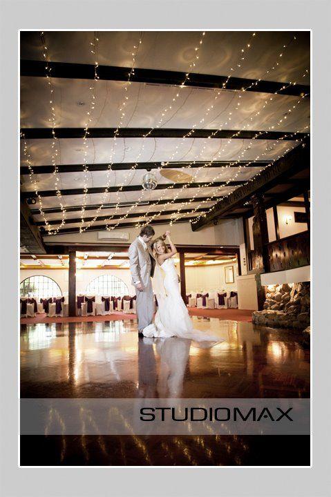 Studio Max shot of our burgundy room dancefloor #chateauwyuna #wedding #bride #groom #mrandmrs #weddingreception #married #burgundyroom #dance #firstdance