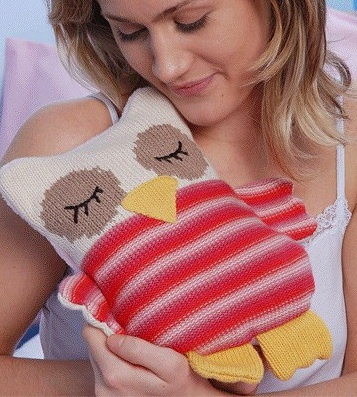 Грелка Knitted Friend - Owl | Tricot | Pinterest