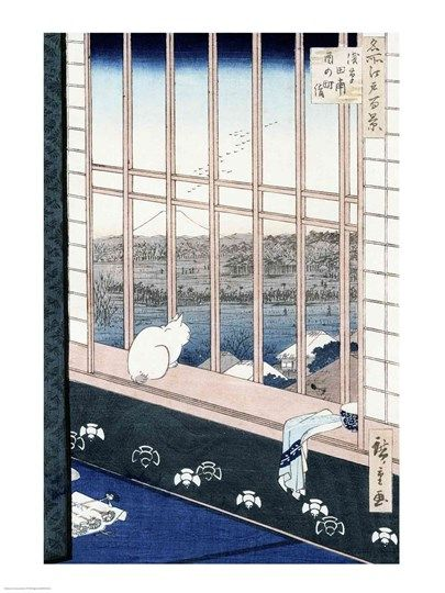 Asakusa+Rice+Fields+at+FramedArt.com