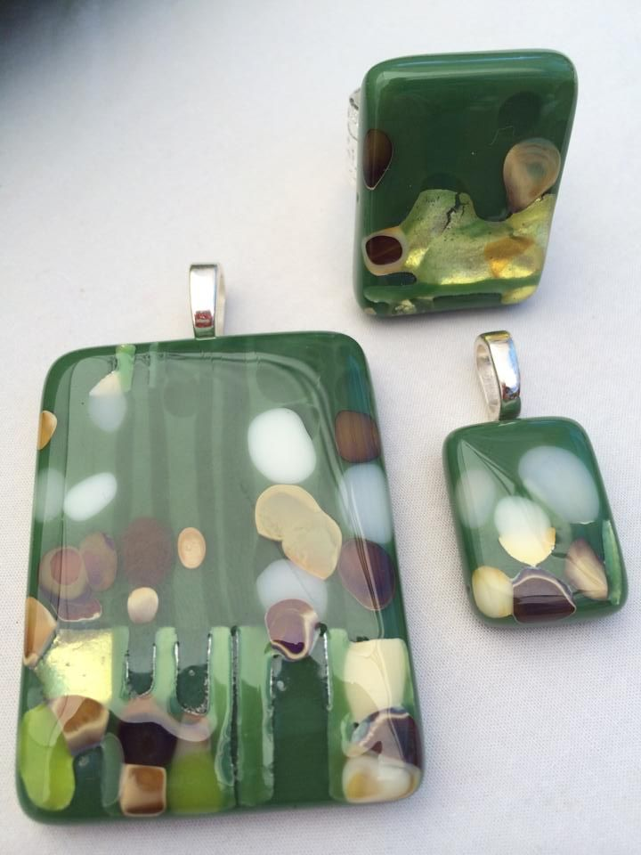 292 best fused glass pendants images on pinterest glass pendants handmade fused glass jewelry by miss olivias line additional items posted at https mozeypictures Choice Image